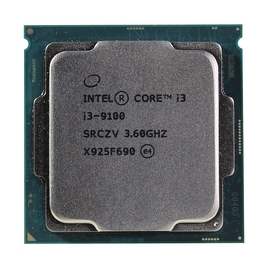 Процессор (CPU) Intel Core i3 Processor 9100 1151v2