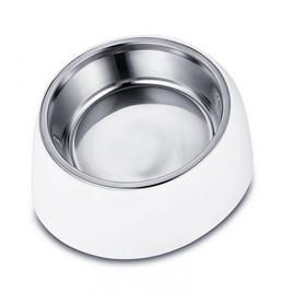 Миска для кормления Xiaomi Pet tilting bowl Белый