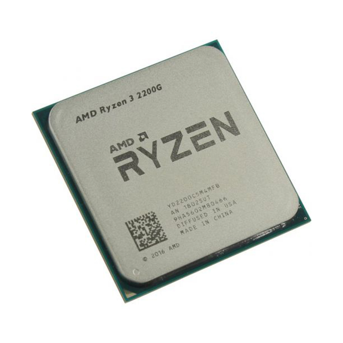 Процессор AMD AM4 Ryzen 3 2200G