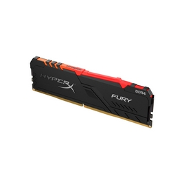 Модуль памяти Kingston HyperX Fury RGB HX426C16FB3A/8 DDR4 8G 2666MHz