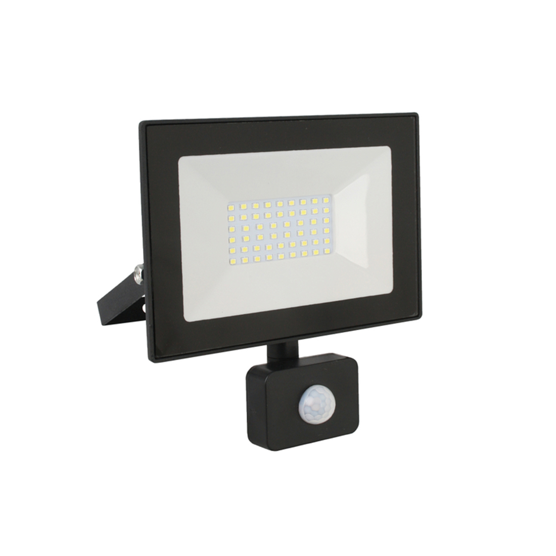 Прожектор LED с датчиком Ultraflash LFL-3002S C02 (30Вт., 6500К)