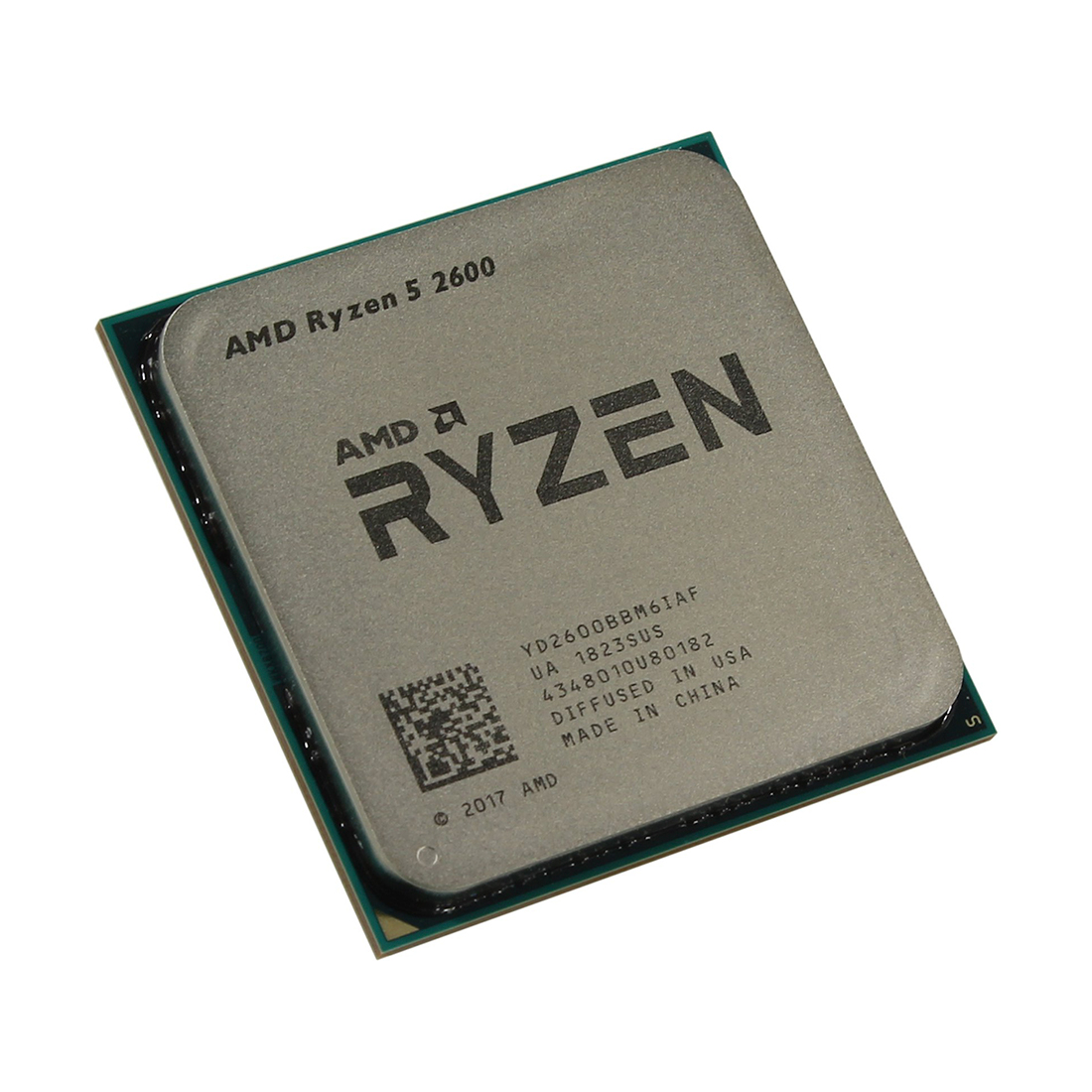 Процессор AMD AM4 Ryzen 5 2600