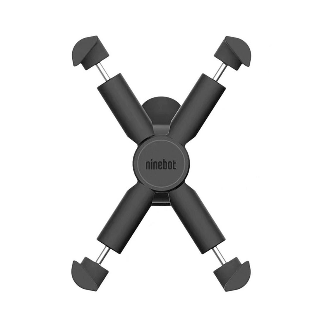 Держатель для телефона универсальный на электранспорт Ninebot Phone Holder Черный