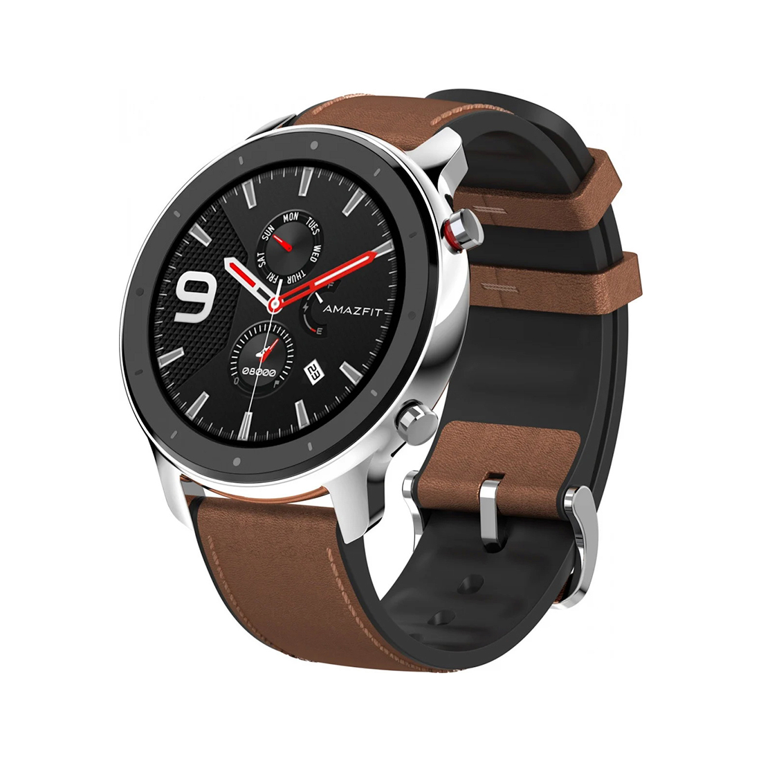 Смарт часы Amazfit GTR 47mm A1902 Stainless steel