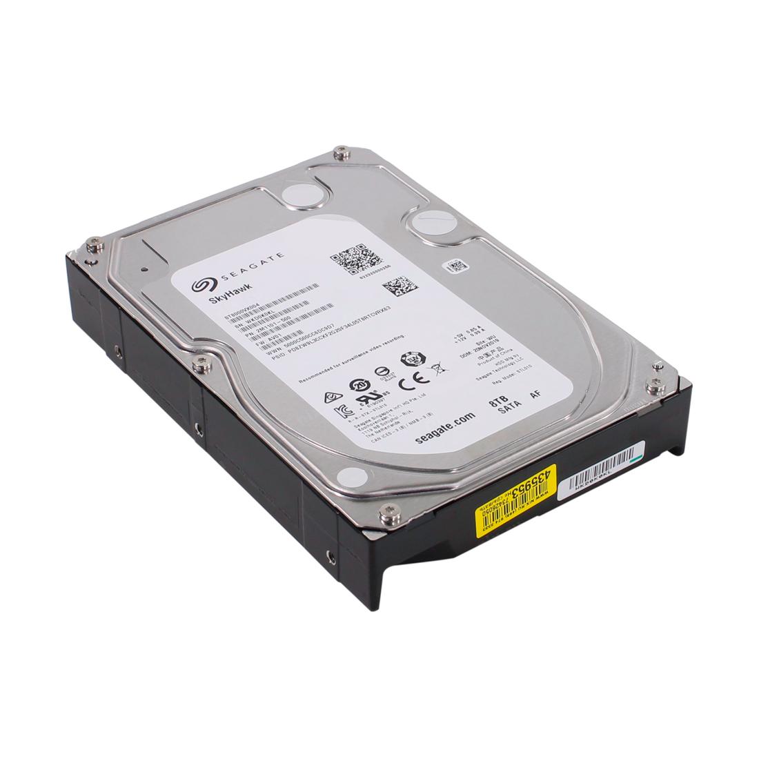 Жёсткий диск для видеонаблюдения Seagate SkyHawk HDD 8Tb ST8000VX004
