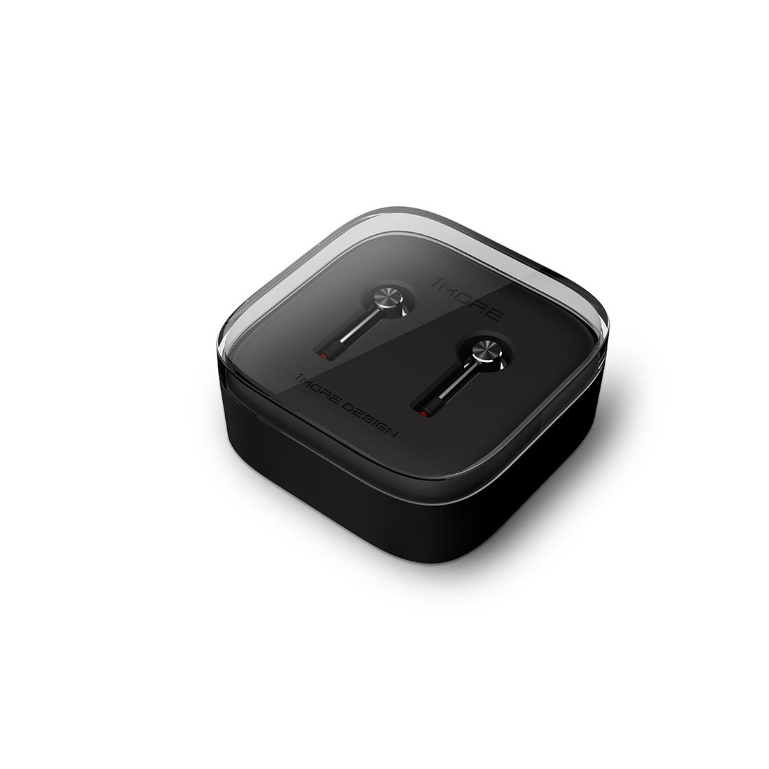 Наушники 1MORE In-Ear Piston Headphones 1M301 Черный