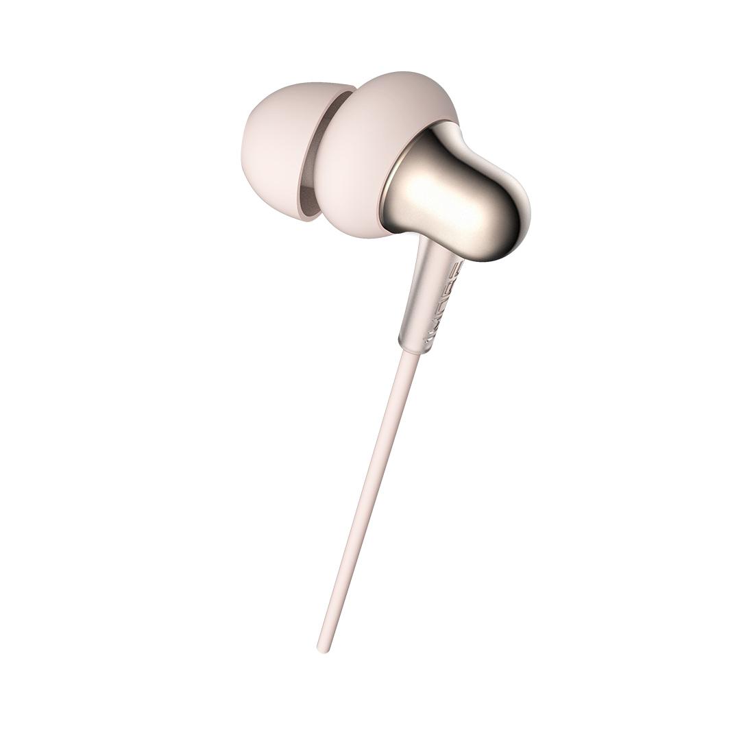 Наушники 1More Stylish Dual-dynamic Driver In-Ear Headphones E1025 Золотой