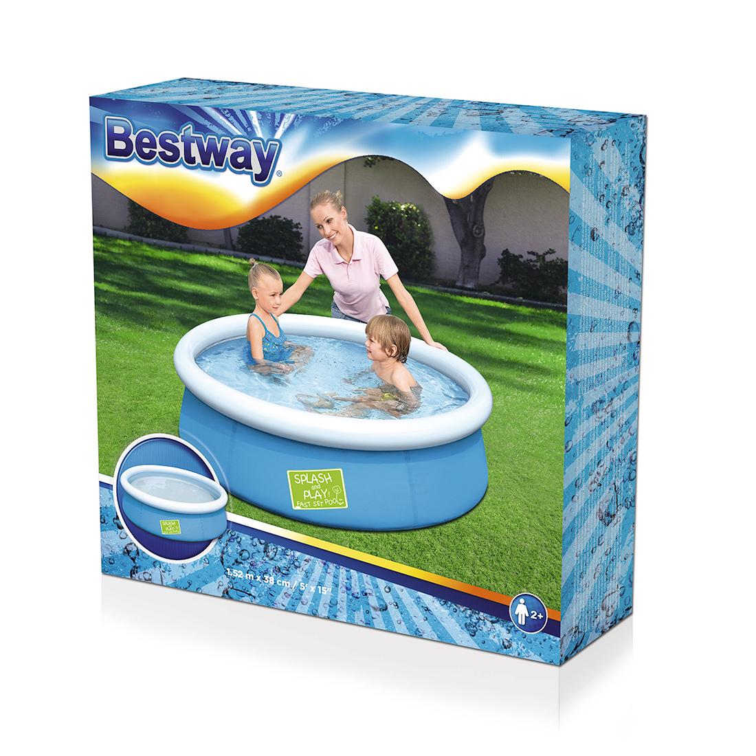 Надувной бассейн Bestway 57241 (57241E)