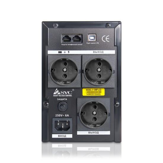 UPS SVC V-1200-F-LCD