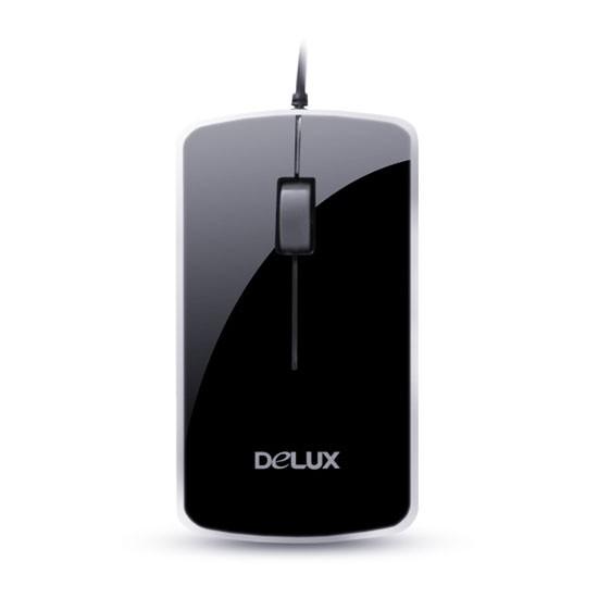 Компьютерная мышь Delux DLM-125OUB