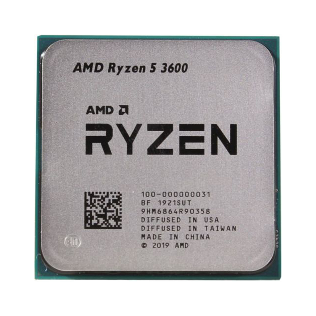 Процессор AMD AM4 Ryzen 5 3600
