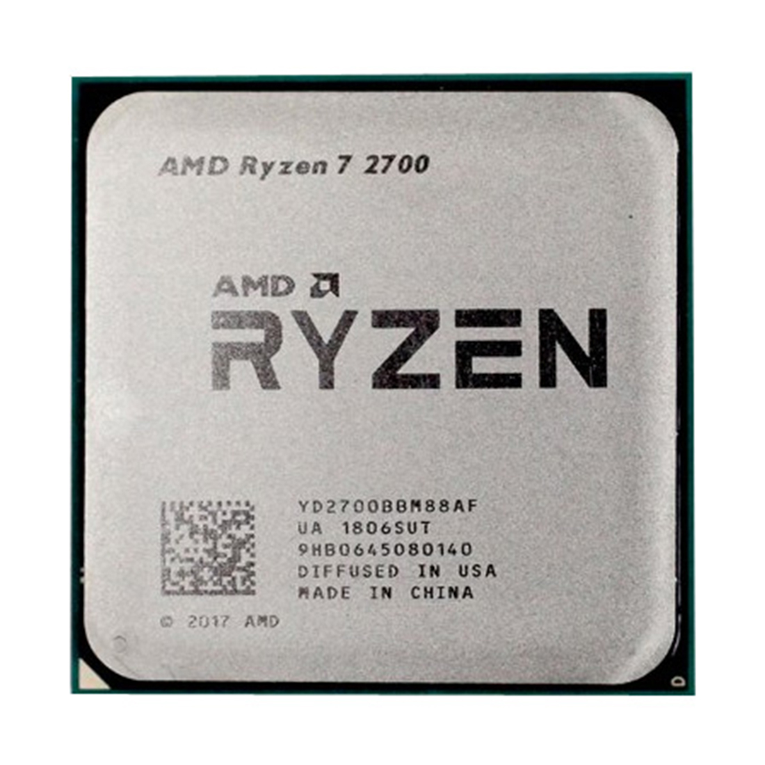 Процессор AMD AM4 Ryzen 7 2700