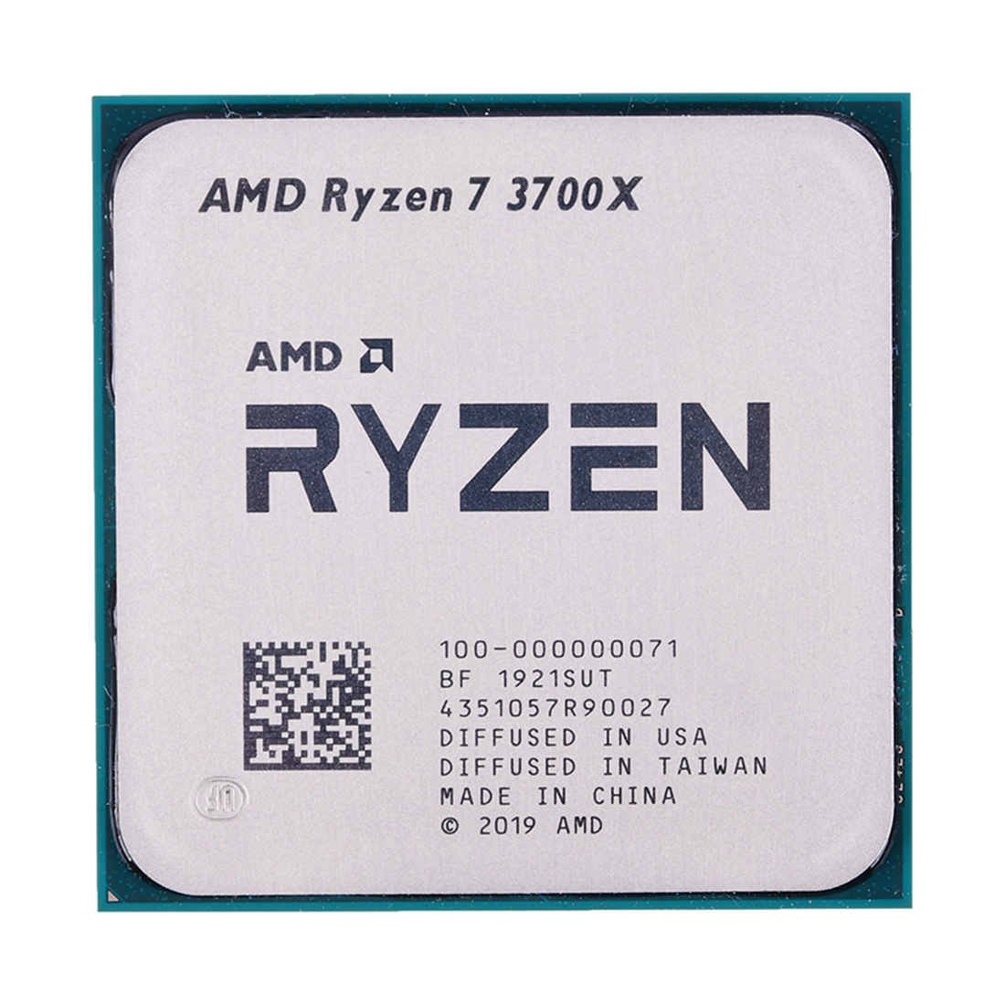 Процессор AMD AM4 Ryzen 7 3700X