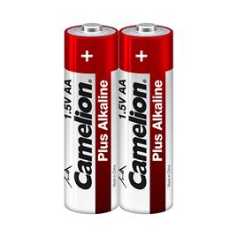 Батарейка CAMELION Plus Alkaline LR6-SP2 2 шт. в плёнке