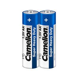 Батарейка CAMELION Super Heavy Duty R6P-SP2B 2 шт. в плёнке
