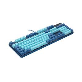 Клавиатура Rapoo V500PRO Cyan Blue