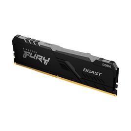 Модуль памяти Kingston FURY Beast RGB KF430C15BBA/8 DDR4 8GB 3000MHz