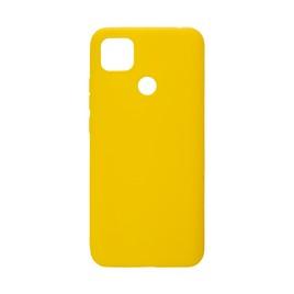 Чехол для телефона X-Game XG-PR73 для Redmi 9C TPU Жёлтый