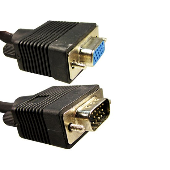 Удлинитель VGA 15M / 15F 10 м.