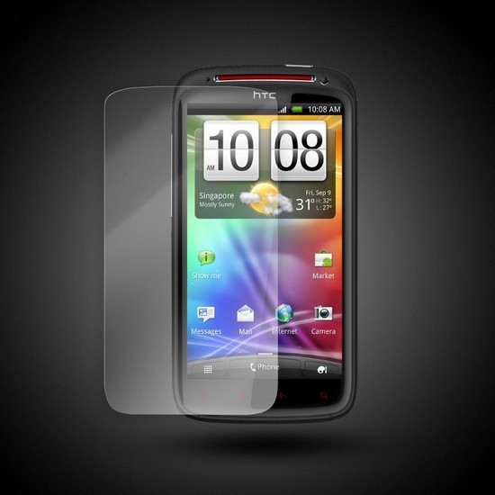 Защитная плёнка Adpo HTC Sensation XE