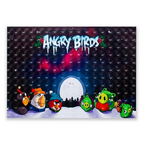 Наклейка для ноутбука Angry Birds 15
