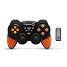 Игровой геймпад для ПК X-Game PCG2305 Чёрно-Оранжевый