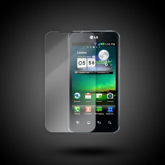 Защитная плёнка Adpo LG Optimus Speed (P990)