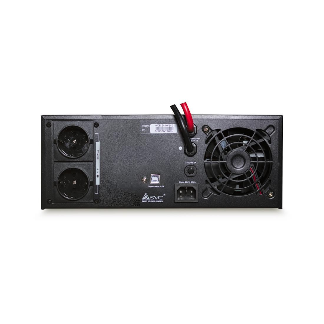 Инвертор SVC DI-800-F-LCD