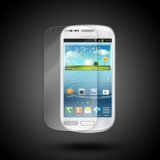 Защитная плёнка Adpo Samsung Galaxy SIII Mini (I8190)