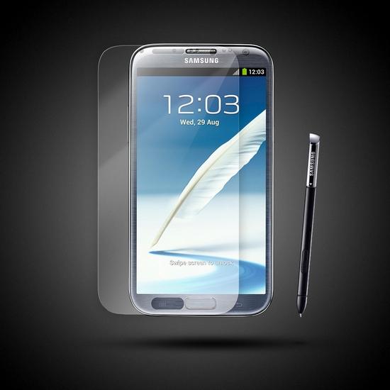 Защитная плёнка Adpo Samsung Galaxy Note 2 (N7100)