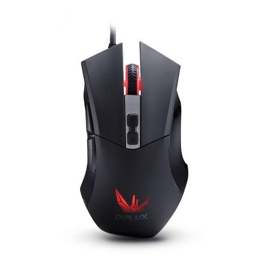 Компьютерная мышь Delux DLM-555OUB