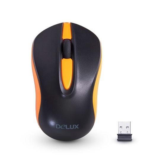 Компьютерная мышь Delux DLM-137OGB