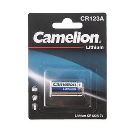 Батарейка CAMELION CR123A-BP1