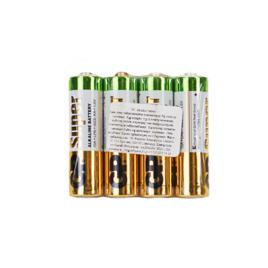 Батарейки GP 15ARS-2SB4 в плёнке 4шт.