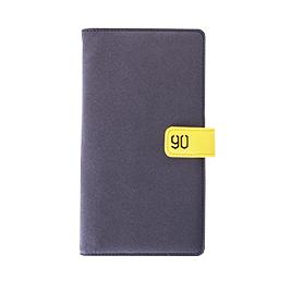Обложка для документов Xiaomi 90 Points Серый