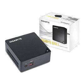 Персональный компьютер Мини ПК Gigabyte BRIX GB-BKi3HA-7100