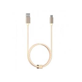Интерфейсный кабель Xiaomi  Type-C (Metal) Чёрный