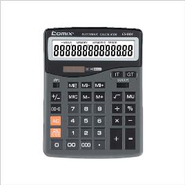 Калькулятор Comix CS-884, бухгалтерский 14 разряд.