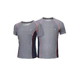 Быстросохнущая футболка Amazfit Серый XXL