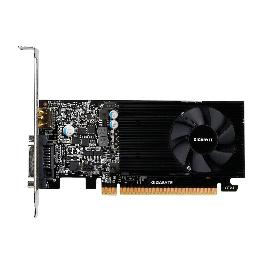 Видеокарта Gigabyte (GV-N1030D5-2GL) GT1030 Low Profile 2G DDR5