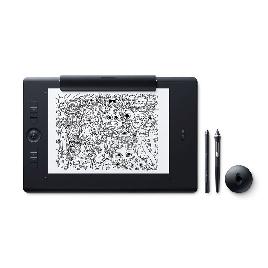 Графический планшет Wacom Intuos Pro Paper Large (PTH-860P-R) Чёрный